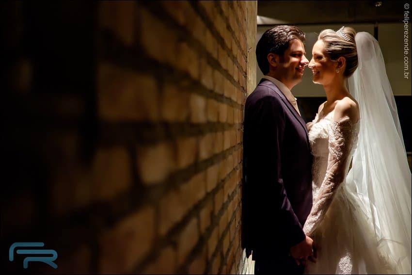 Casamento na Estação São Paulo e Igreja São José